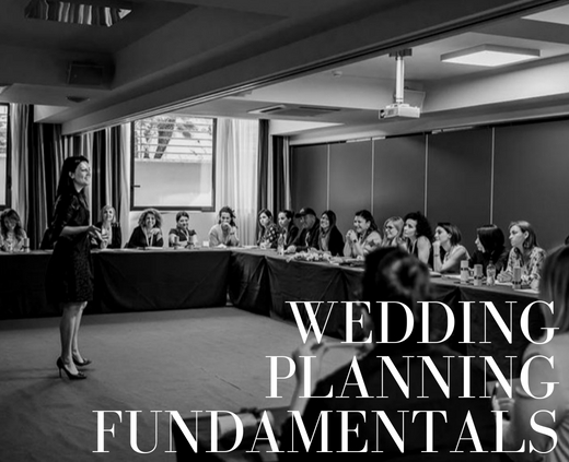 Corso wedding planning con Roberta Torresan