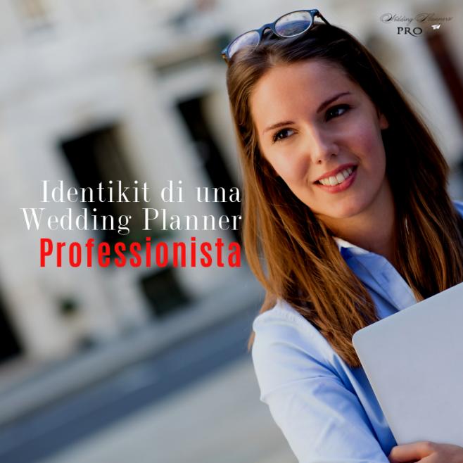 Identikit di una Wedding Planner Professionista
