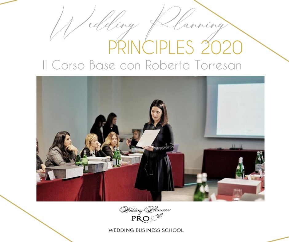 wedding planning principles