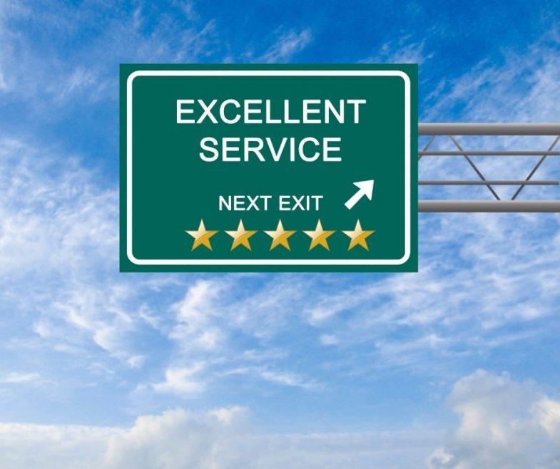 Sai offrire un servizio eccezionale?