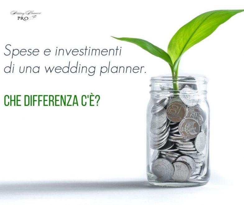 La Differenza più importante tra Spese e Investimenti.